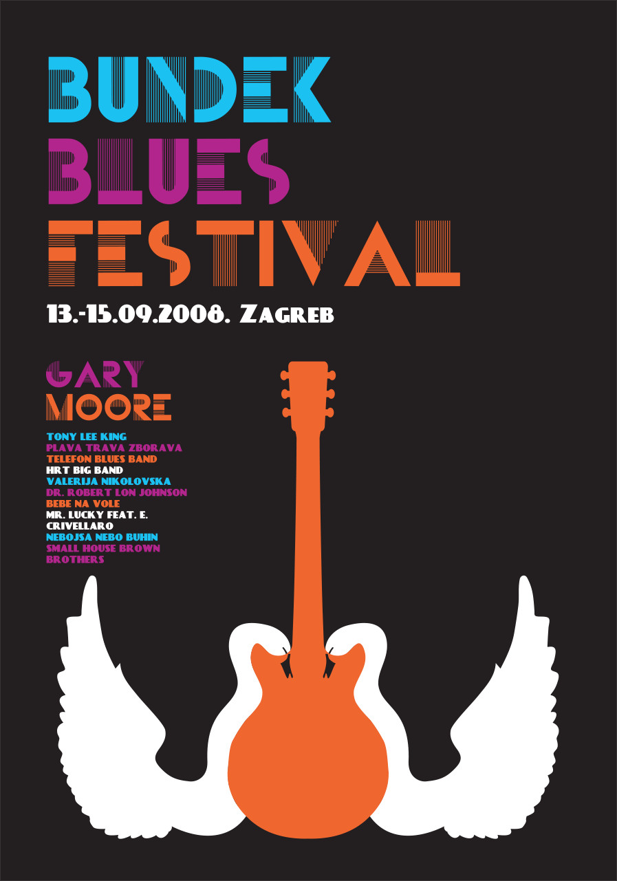 Bundek Blues festival